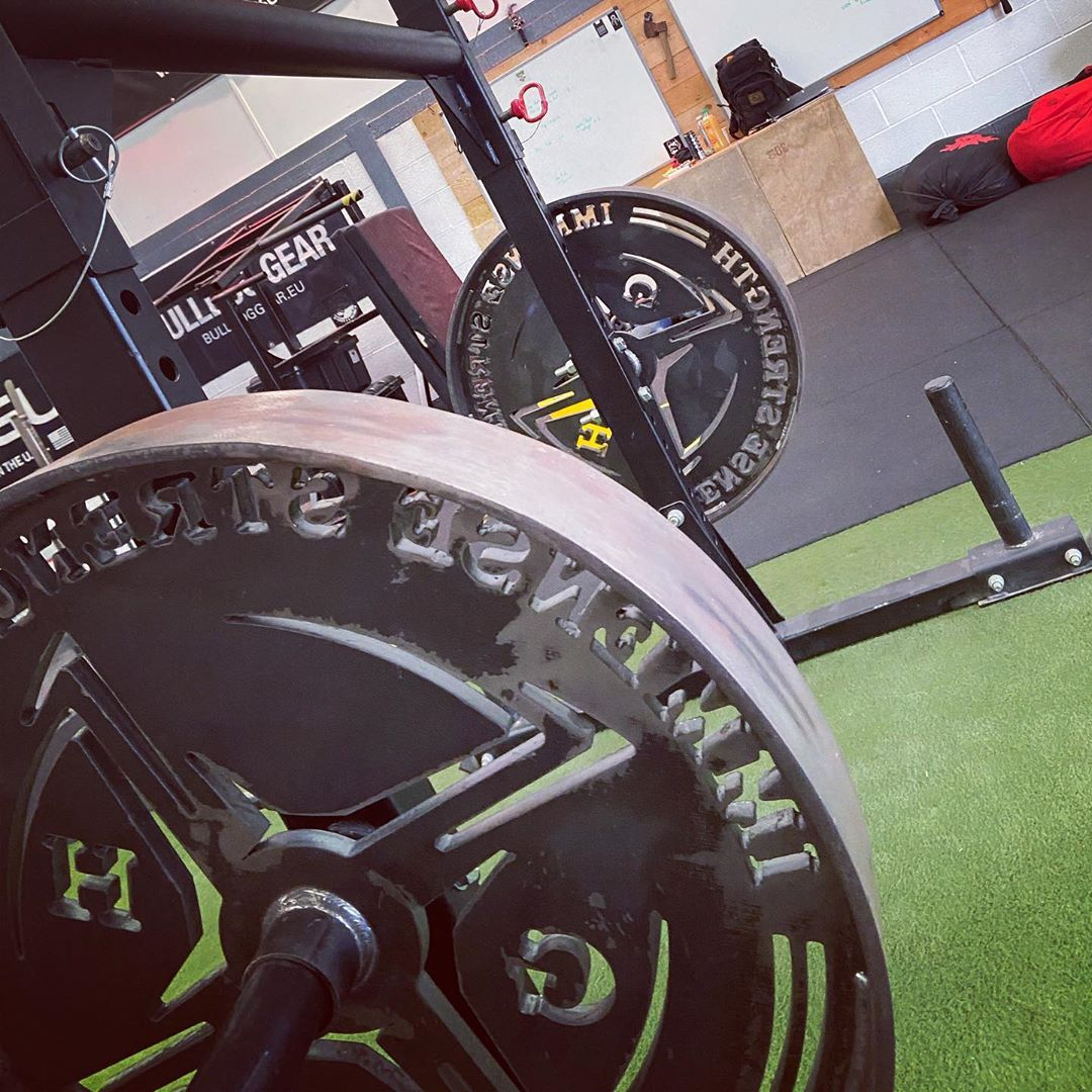 Burton Gym