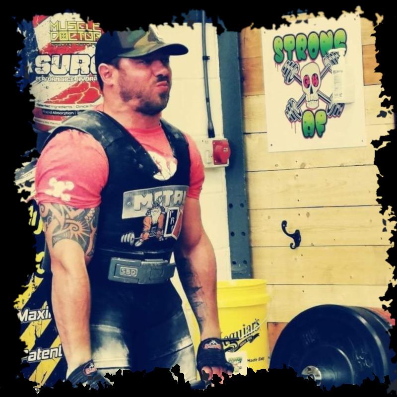 Matthew Lliffe Strongman