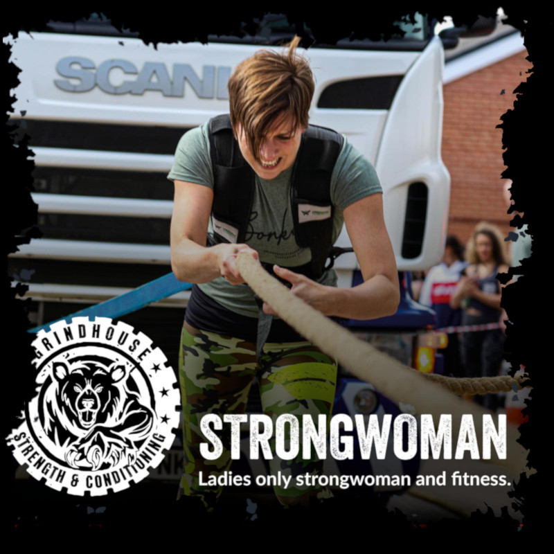 Strongwoman Classes