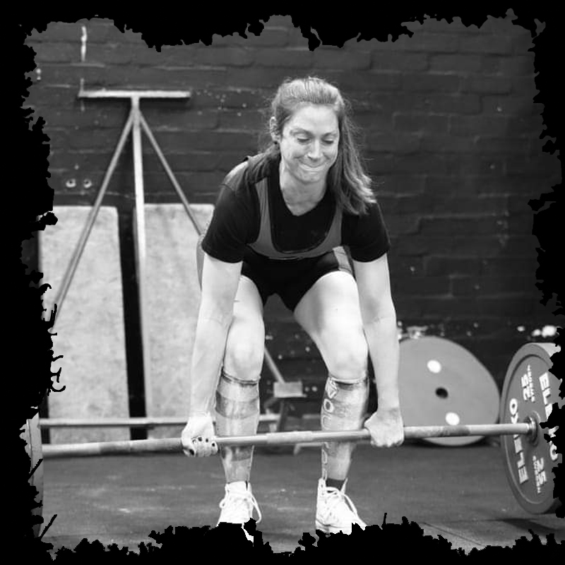 Carly Mear Strongwoman